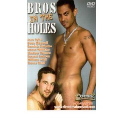 Bros in the holes