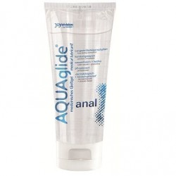 Lubricante Aquaglide Anal Base Agua 100 ml